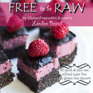 Free to be Raw e-Book | Gluten Free with L.B.