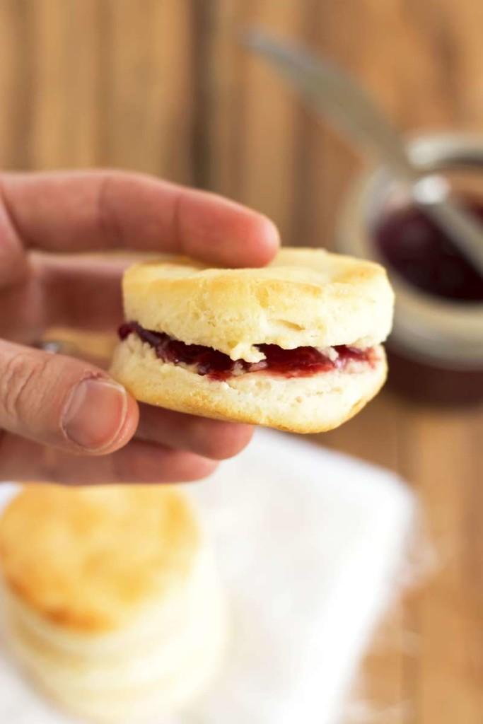 Gluten Free Buttermilk Biscuits | Gluten Free with L.B.