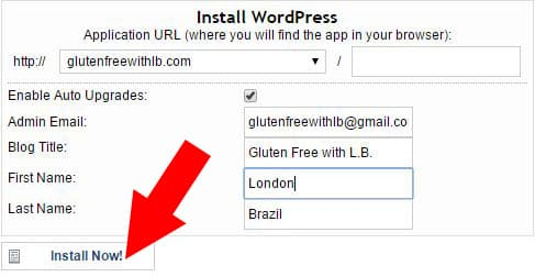 How to Start a Blog | Gluten Free with L.B.