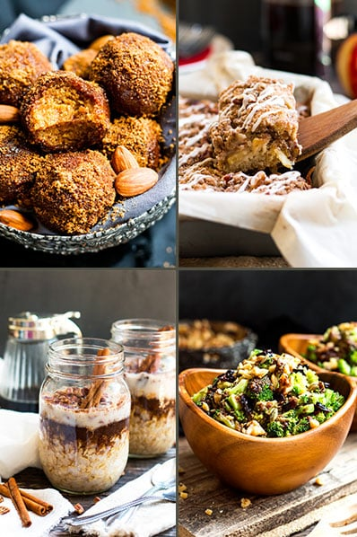 15 Favorite Gluten Free Fall Recipes