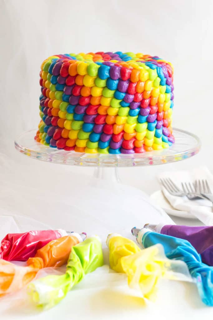 rainbow birthday Rainbow Birthday Cake rainbow birthday