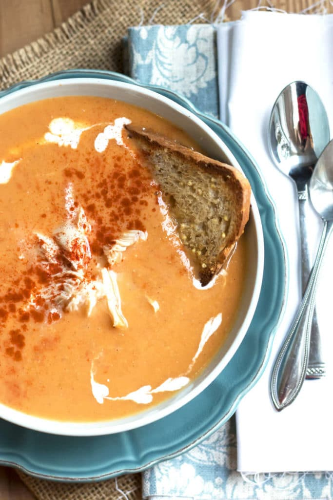 Winter Comfort Soup | Gluten Free with L.B.