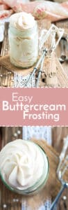 Gluten Free Buttercream Frosting   A gluten free buttercream frosting recipe that is perfect for cupcakes, cakes and even cookies.