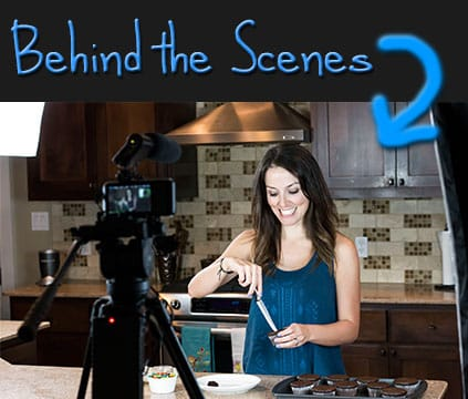 Behind the Scenes | Gluten Free with L.B.