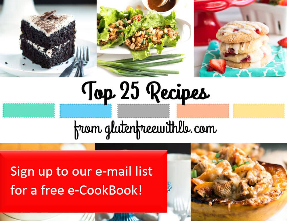 Top 25 Recipes | Gluten Free with L.B.