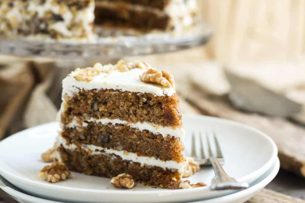 Classic Carrot Cake | Gluten Free with L.B.