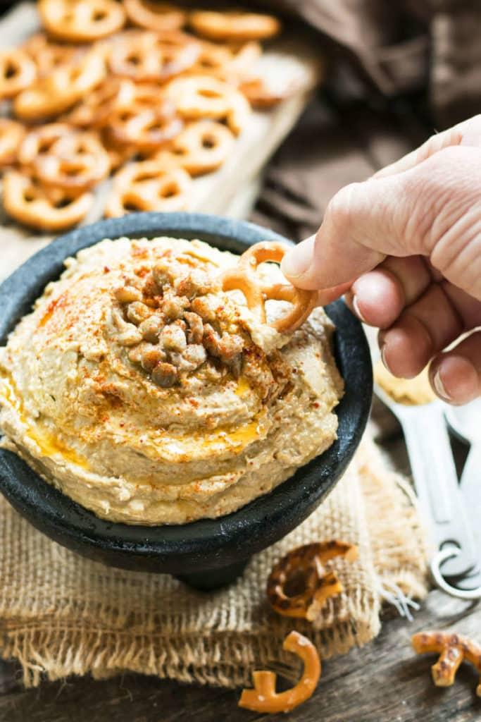 Lentil Hummus recipe