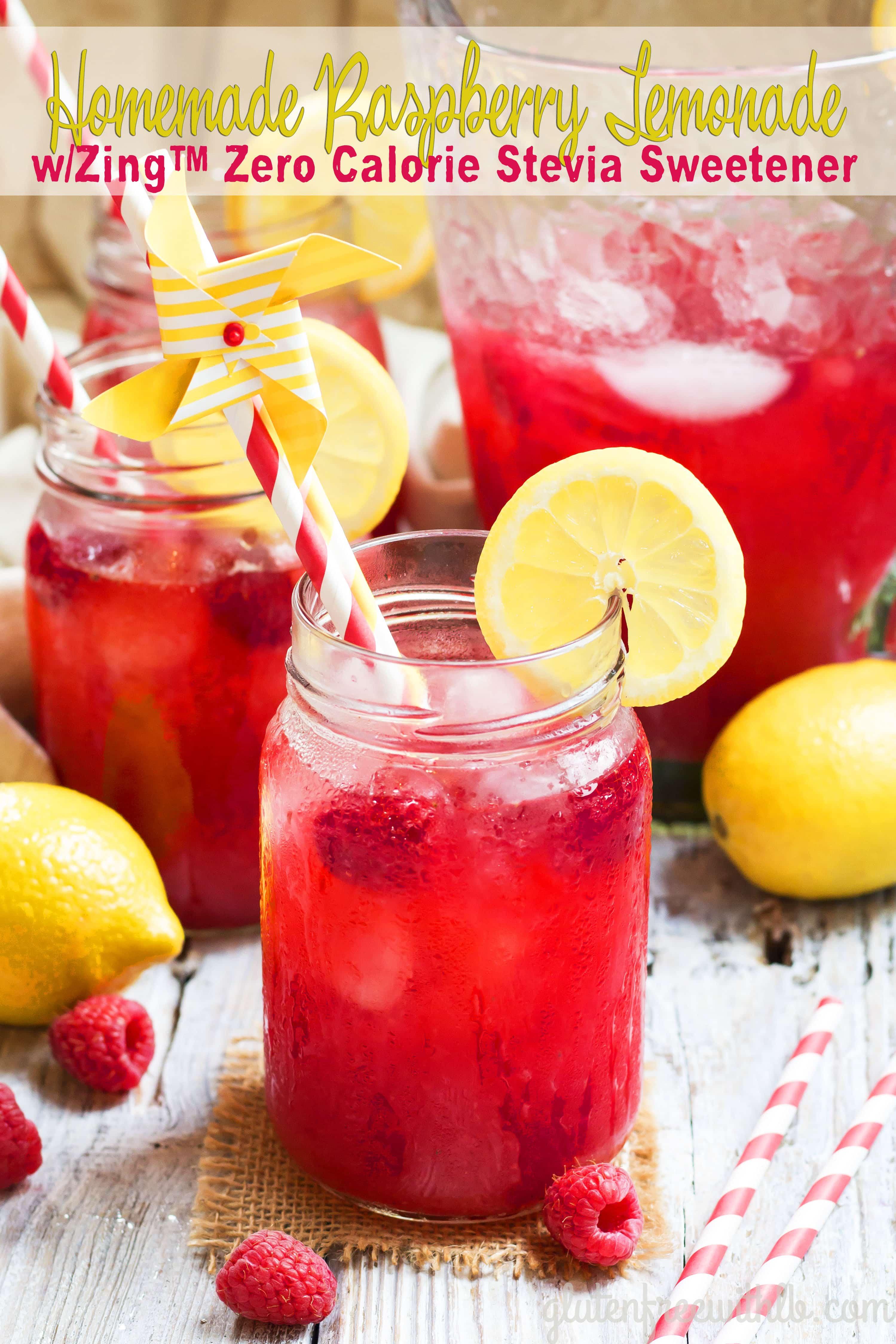 Homemade-Raspberry-Lemonade-ZING-Stevia-Sweetener-1
