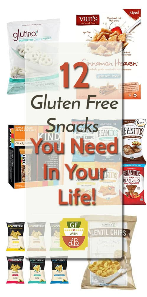 12 gluten free snacks you need in your life for Table 52 gluten free