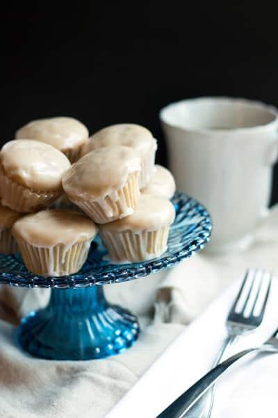 Mini Cake Donut Muffins