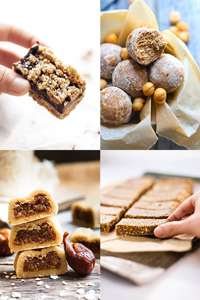 12 Healthy No-Bake Gluten Free Snacks for Kids