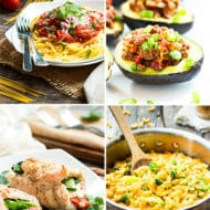 Easy Gluten Free Dinner Recipes from Gluten Free with L.B.