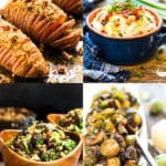 Having trouble finding a good gluten free side dish for Thanksgiving? Fret no more!! Here is your Ultimate Guide to Gluten Free Thanksgiving Side Dish Recipes at Gluten FreewithL.B.com