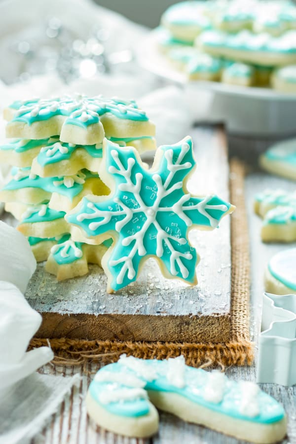 Cut Out Sugar Cookies That Don T Spread
