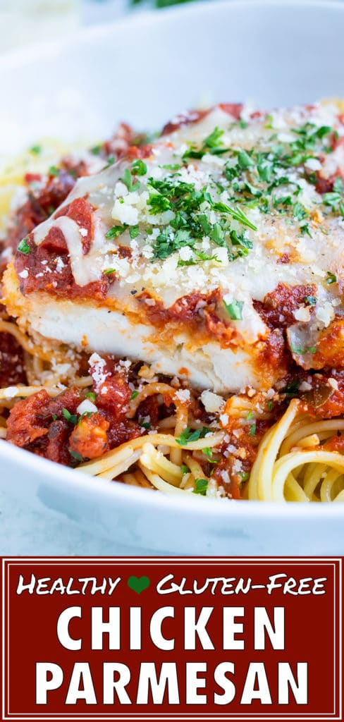 The best chicken parmesan is quick and easy to make.