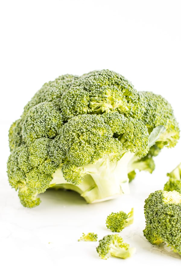 Health Benefits of Broccoli | Learn the health benefits of broccoli, broccoli nutritional facts, as well as different ways to cook broccoli!