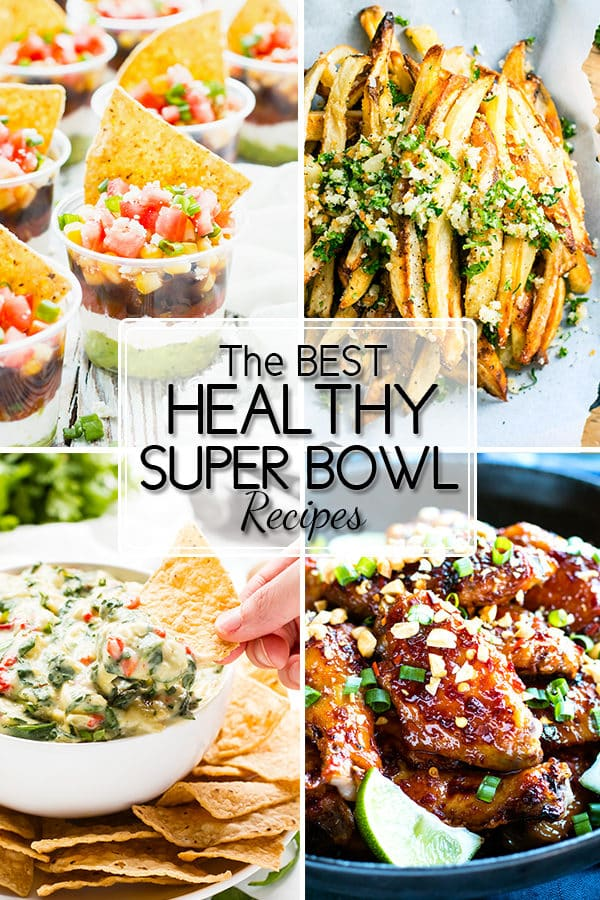 15 Healthy Super Bowl Recipes
