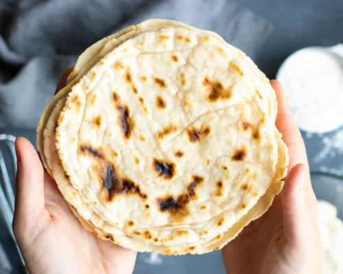 Paleo Cassava Flour Tortillas Grain Free Gluten Free