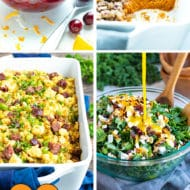 Best Thanksgiving Side Dishes | Healthy Thanksgiving Side Dish Recipe