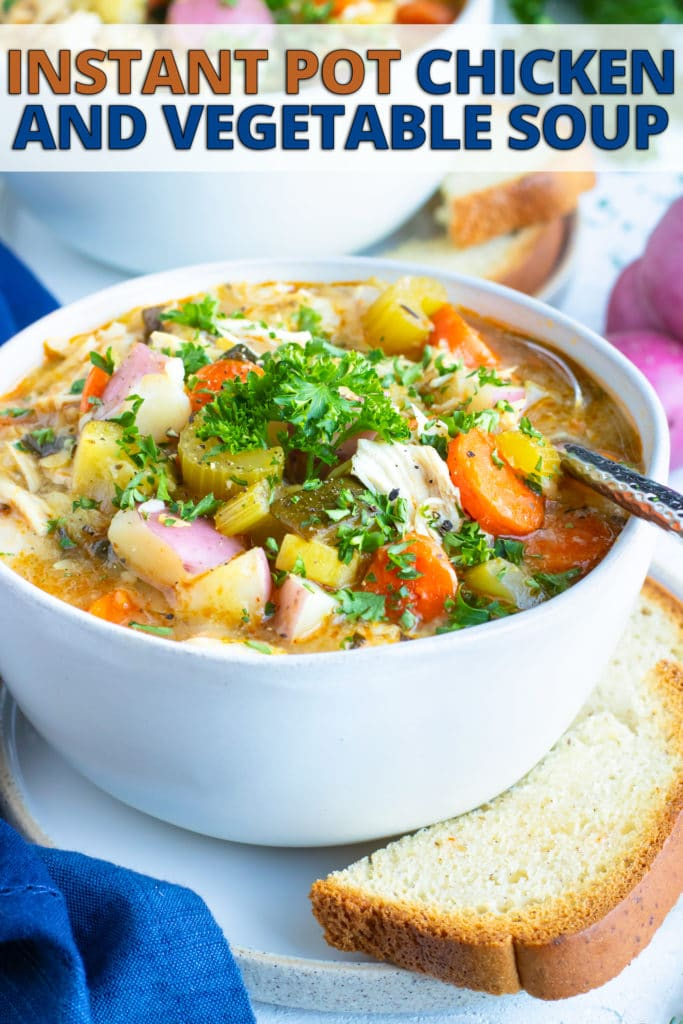 How Long To Cook Chicken Vegetable Soup