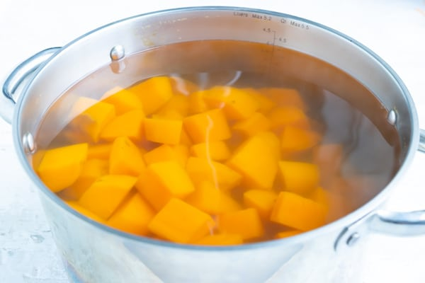 How To Boil Sweet Potatoes Whole Or Cubed Evolving Table