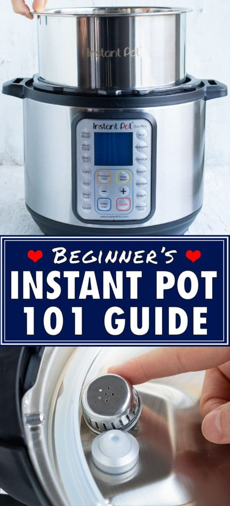 How to Use an Instant Pot | Beginner's Guide to Pressure Cooking