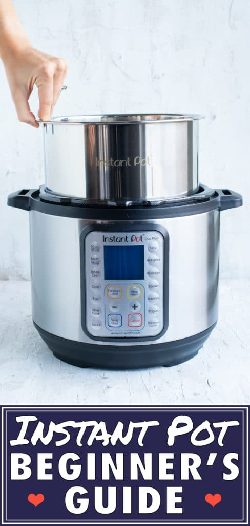 How to Use an Instant Pot | Beginner's Guide | Pressure Cooking 101