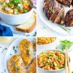 25+ Easy Chicken Breast Recipes | Quick & Healthy