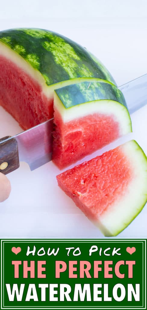 How to Pick a Watermelon | Choose the Best, Most Ripe and Sweet Watermelon