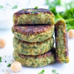 Learn how to make falafel, a traditional Greek recipe.