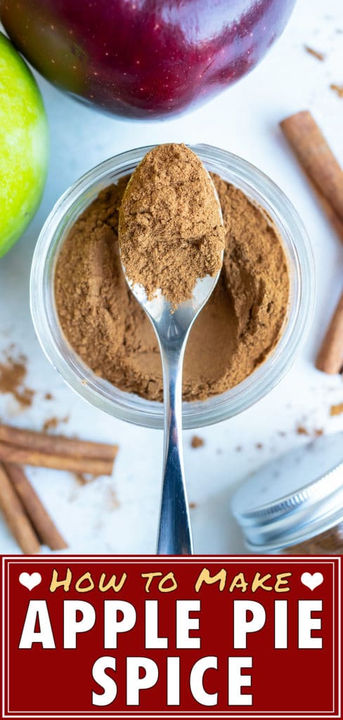 Use apple pie spice in cakes, pies, breads, and muffins.