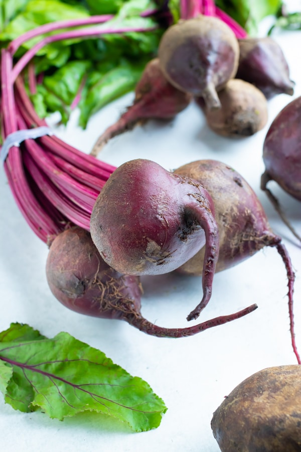 Learn how to pick beets for roasting.