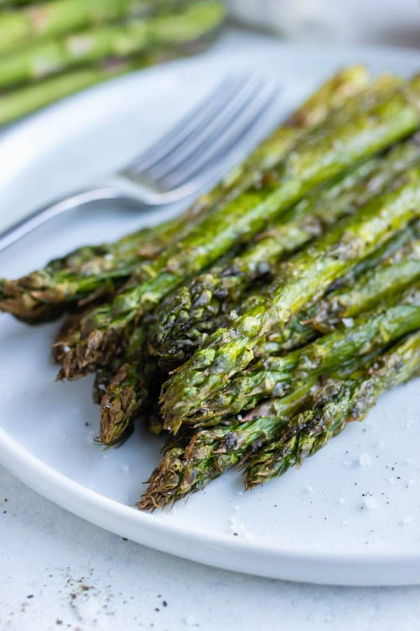 Air Fryer Asparagus Recipe Ready in 10 Minutes ...